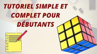 Tutoriel - Résoudre le rubik's cube (solution complète pour débutants) thumbnail
