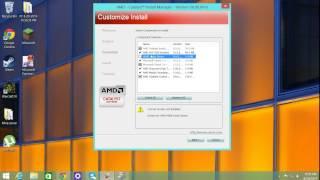 MInecraft (Bad video card drivers) Windows 8  AMD & ATI
