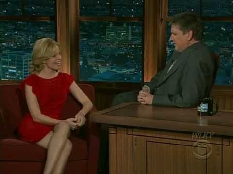 Late Late Show with Craig Ferguson 12/9/2008 Elizabeth Banks