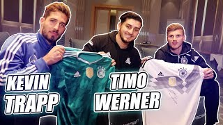 Fifa 19 | UCL Pack Opening mit Timo Werner & Kevin Trapp!!! | Serkan Isak