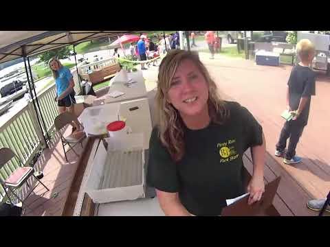 Piney Run Youth Panfishing Tournament (BIGGEST FISH) 6/11/16 MD.