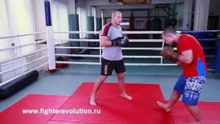 Урок №6 от Фёдор Емельяненко  (Урок 6 - Комбинация руки и ног)