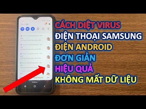 Cách Diệt Virus Điện Thoại Android Hiệu Quả Không Mất Dữ Liệu