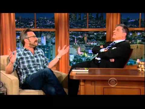 Craig Ferguson 6/27/13D Late Late Show Marc Maron
