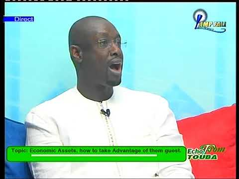 ECHO FROM TOUBA 13 12 17 Topic: Economic Assets, how to take Advantage of them guest