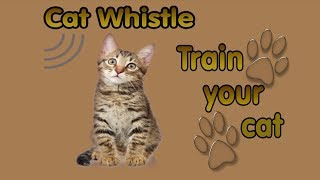 Cat whistle app