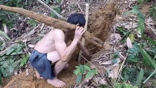 Primitive Technology: Foraging For Food