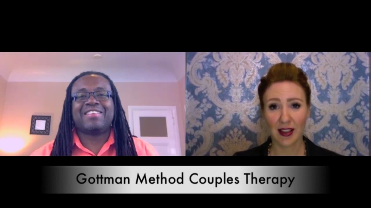 Couples Therapy Using Gottman Method Couples Counseling