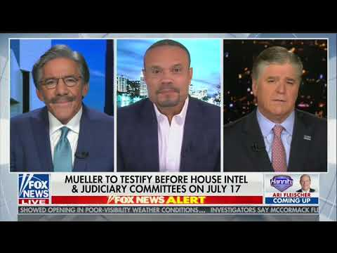 Hannity on Mueller Testimony: 'They Are Harassing the Office of the President!'