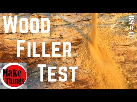 The Wood Particle Filler Test  //= Bite Size #6