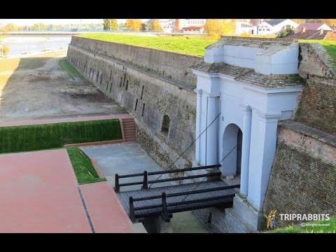 Water gate Old town (Osijek)
