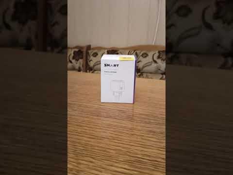 Розумна розетка Maxus Smart Wi-Fi Head 16А (Brio-W-Head16)