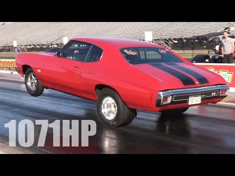 1071hp - 9 Second Chevelle SS