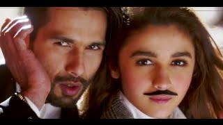 Gulaabo VIDEO Song  Shaandaar Alia Bhatt & Shahid Kapoor Vishal Dadlani Amit Trivedi 1080p