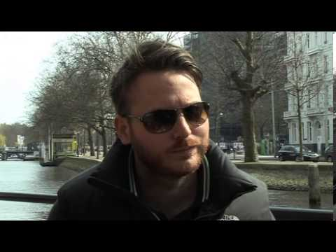 Turin Brakes 2010 interview - Olly and Gale (part 2)