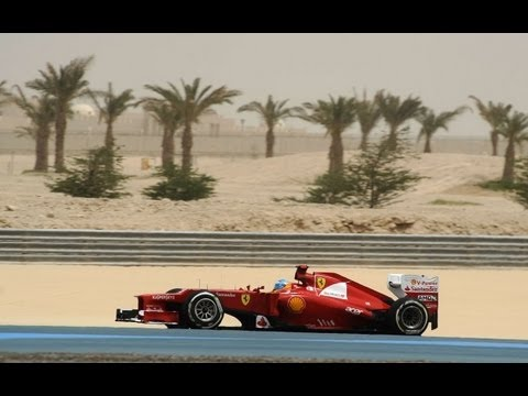 Bahrain Multi Class Grand Prix 2013 (HD) RACE 07
