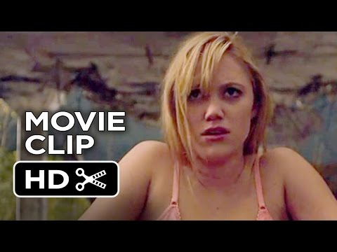 It Follows Movie CLIP - Pass It On (2015) - Maika Monroe Horror Movie HD