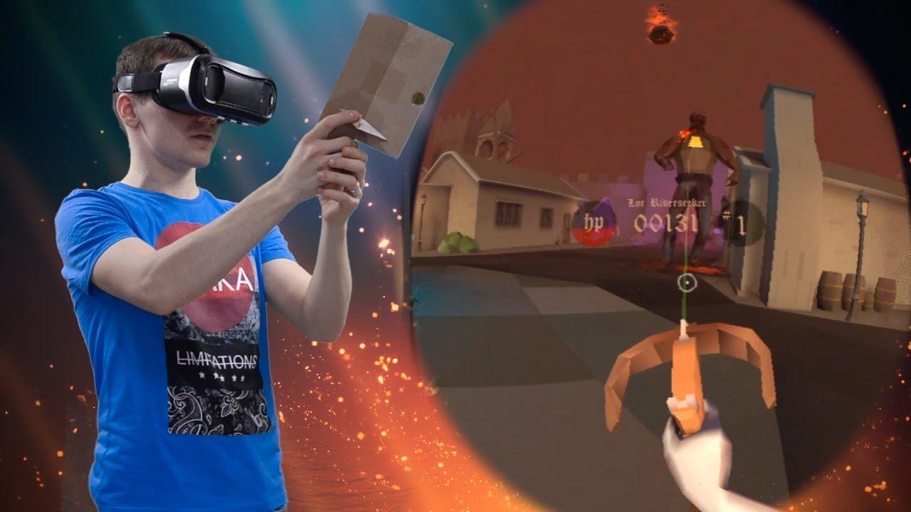 Боулинг VR Android игры SidekickVR Movie …