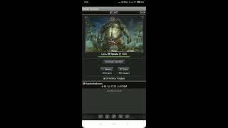 Битва Титанов мобильная онлайн игра. Начало истории. Знакомство с игроком!!