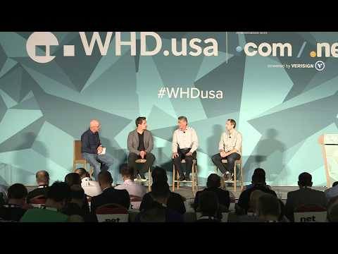 WHD.usa 2017: Sharing is Caring: Talking Partnerships with GoDaddy CEO Blake Irving & Guests