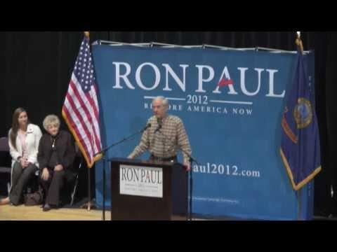 Ron Paul Rally - Boise 02-18-12 - FULL -
