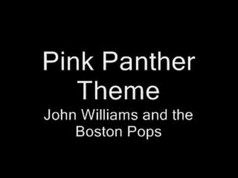 Pink Panther Theme-John Williams and the Boston Pops
