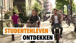 Thomas van StukTV duikt studentenleven in!