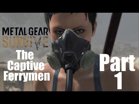 "Metal Gear Survive The Captive Ferrymen Event Walkthrough Part 1 ""This Is Crazy!!!"""