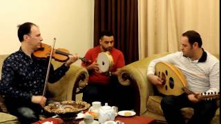 أنا قلبي ليك ميال امجد رحال و أنور الحريري