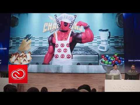 How Small Teams Innovate with After Effects CC (NAB Show 2017) | Adobe Creative Cloud