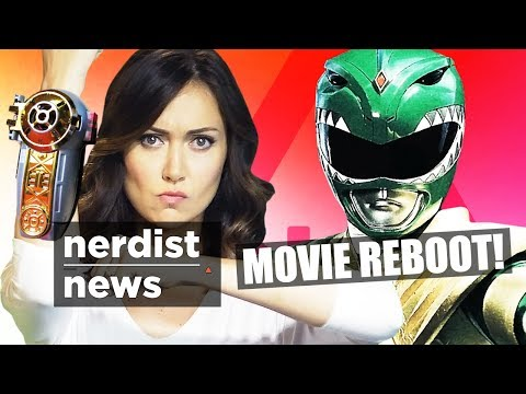 Power Rangers Reboot 2016 Power Rangers Movie Reboot