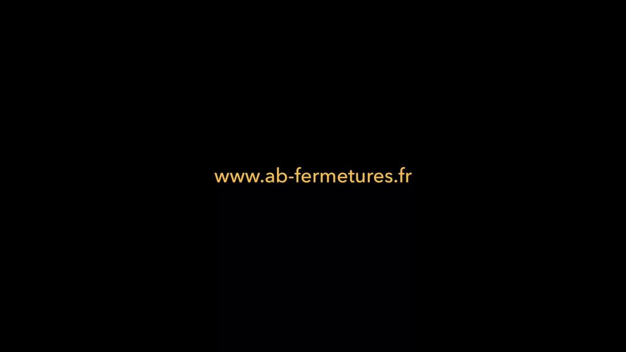 r paration de menuiserie pvc ab fermetures le havre youtube. Black Bedroom Furniture Sets. Home Design Ideas