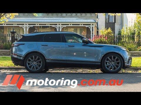 2018 Range Rover Velar Review   Motoring.com.au