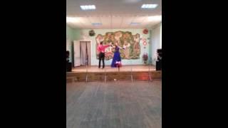 Падал белый снег ( Артур Руденко ) танец