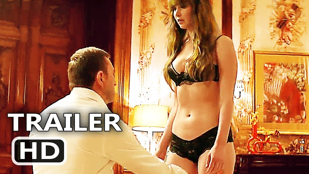 """RED SPАRROW """"Is That What You Want ?"""" TV Spot + Trailer (2018) Jennifer Lawrence Movie HD"""
