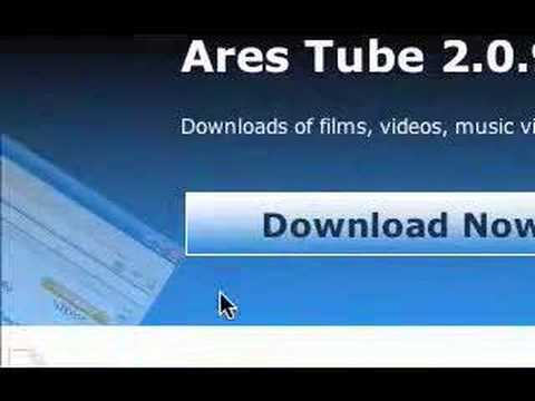Scaricare video youtube con Ares Tube