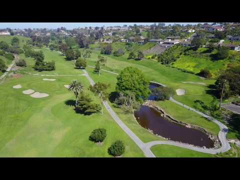 Oceanside, CA - El Camino Country Club-Golf Course Drone Video | DJI Mavic Pro