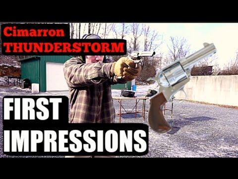 Cimarron Thunderstorm First Impressions!