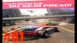 GAMEPLAY HWY GETAWAY CORRIDA DE RUA GETAWAY VEHICLE GAMEPLAY ANDROID #01
