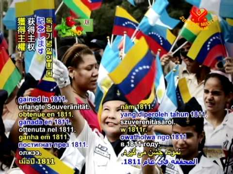 TODAY IN HISTORY - Independence Day of Cape Verde and Venezuela - 5 Jul 2011