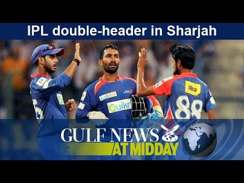 IPL double-header in Sharjah - GN Midday