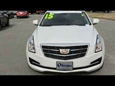 2015 Cadillac ATS Smithfield NC Selma, NC #RB11504