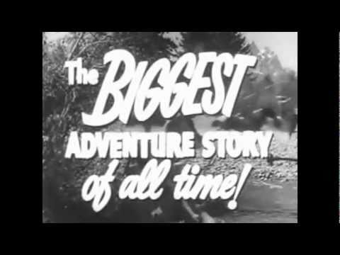 The Big Sky 1952 Trailer
