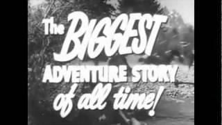 The Big Sky 1952 Trailer