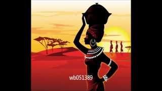 saca la mano africana
