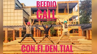 BHANGRA ON BEEDIO CALL || Con.fi.den.tial.|| DILJIT DOSANJH || Impression Of Bhangra (2018)