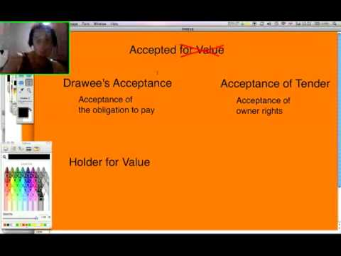 Accepted For Value Explained Youtube