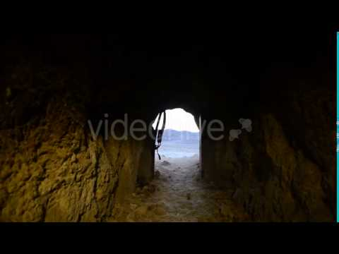 Abandon Gold Silver Mine Daytime 5 - Stock Footage | VideoHive 10974547