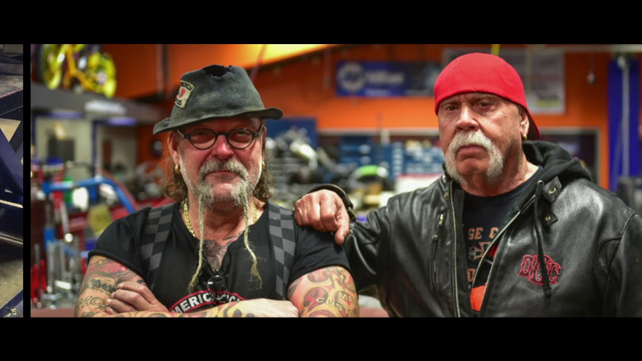 Orange County Choppers And The New American Chopper Show 2018 1 Behind Scene