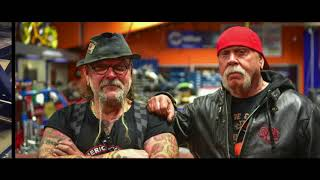Orange County Choppers and the new American Chopper Show 2018 #1 Behind the Scene